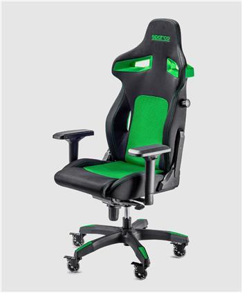 cadeira-gaming-sparco-stint-pretoverde