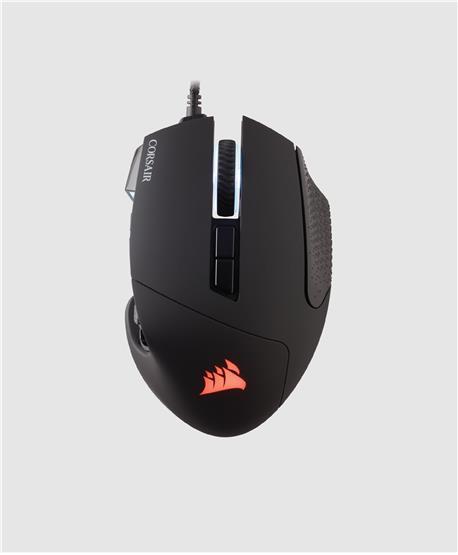 Rato Corsair Scimitar Elite RGB, Black 18000DPI