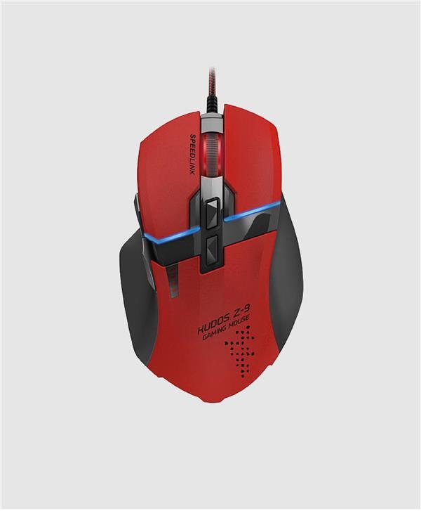 kudos-z-9-gaming-mouse-red